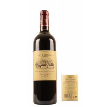 Rupert & Rothschild 2015 Classique Cabernet Sauvignon/Merlot