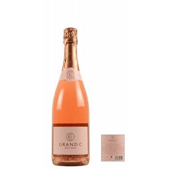 Grand C Crémant d'Alsace Brut Rosé