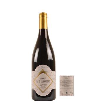 Clos de Joncuas 2014 Côtes du Rhône BIO Séguret