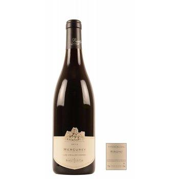 Tupinier -Bautista 2016 Mercurey Vieilles Vignes