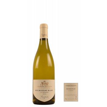Tupinier -Bautista 2016 Bourgogne Chardonnay La Garenne