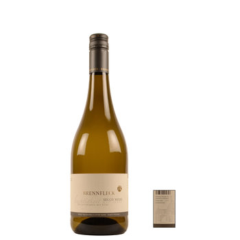 Brennfleck Secco Weiss