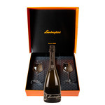 Lamborghini Lamborghini Prosecco Extra Dry D.O.C. +Gift Box + 2 wine glasses