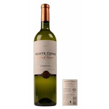 Bodega y Viñedos Lanzarini 2014 Monte Cepas Chardonnay