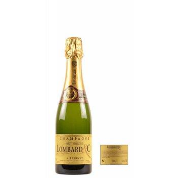 Lombard & Cie Champagne Lombard Brut Référence (0,375)