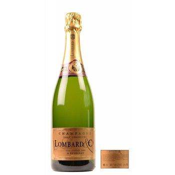 Lombard & Cie Champagne Lombard & Cie. Millésime 2008 Brut Grand Cru