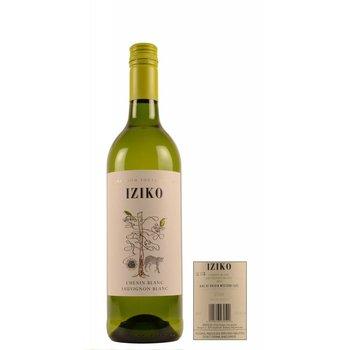 Iziko 2015 White Sauvignon Blanc, Chenin Blanc