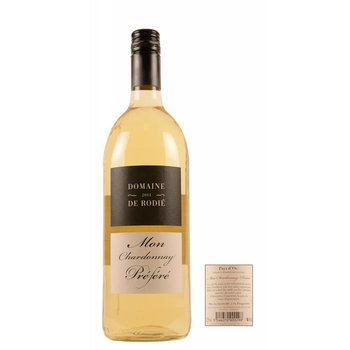 Domaine de Rodie Mon Prefere 2016 Mon Chardonnay Préféré (1,00 L)