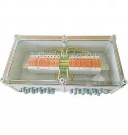 OBO PV-stringbox met OSB - 6 DC strings