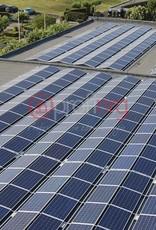 PV-systeem met Sunbeam Symmetrical 2100 - 700 panelen