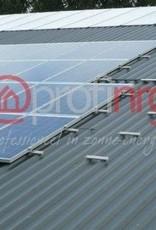 PV-systeem met Profix Sandwichplaat Plaatrail - 700 panelen