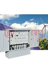 Verdeelkasten Geyer Onderverdeelinrichting 160A - incl. 3 groepen & kWh-meter