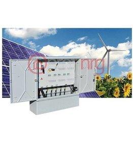 Verdeelkasten Geyer Onderverdeelinrichting 160A - incl. 6 groepen & kWh-meter