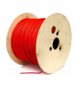 Solarkabel 6mm2 (rood of zwart per 500m)