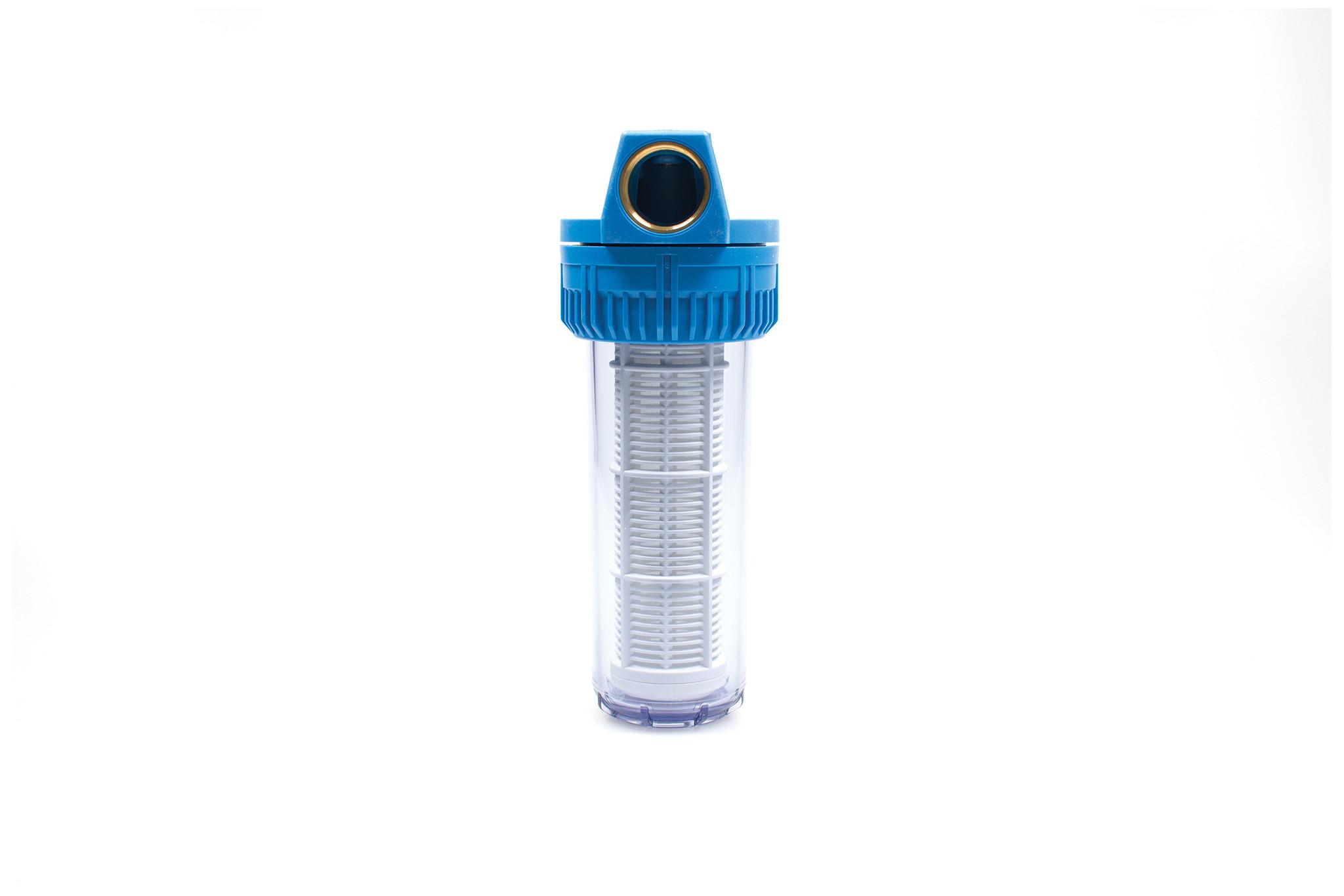 """Filtre 80 micron 3/4"""" nylon complet"""