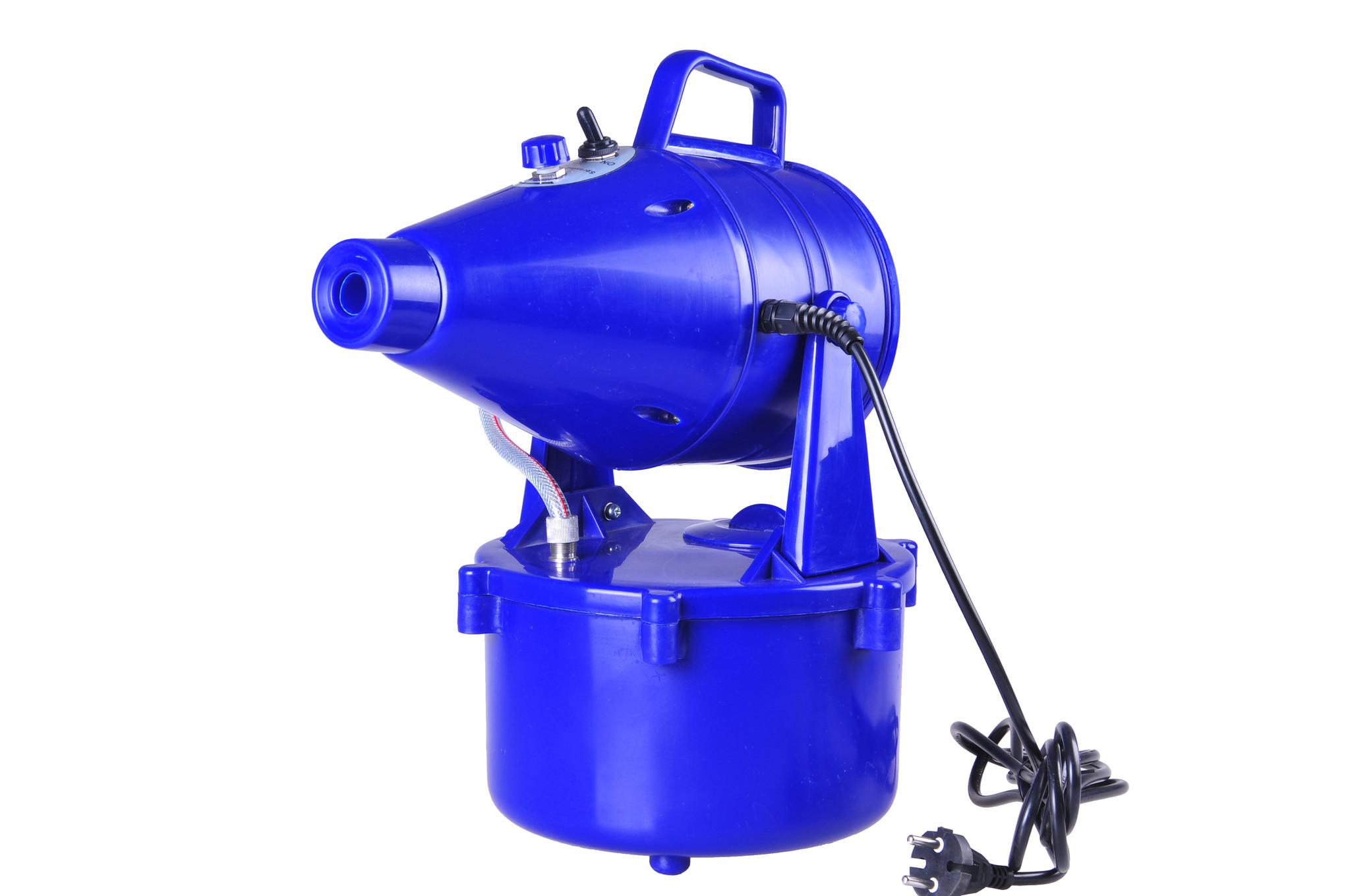 """Nébulisateur bleu ULV """"Frost"""" + Distributeur infrarouge pour gel hydroalcoolique gratuit"""