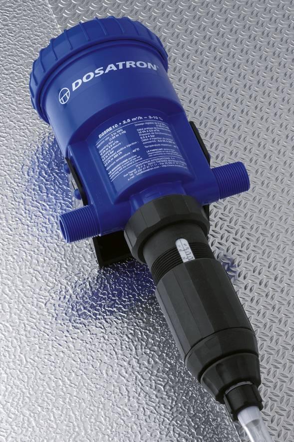 D25RE10 | Dosatron dosing pump 3 - 10%