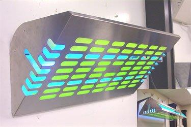 UV Insectenlamp Fly Trap IP65 2 x 40 Watt
