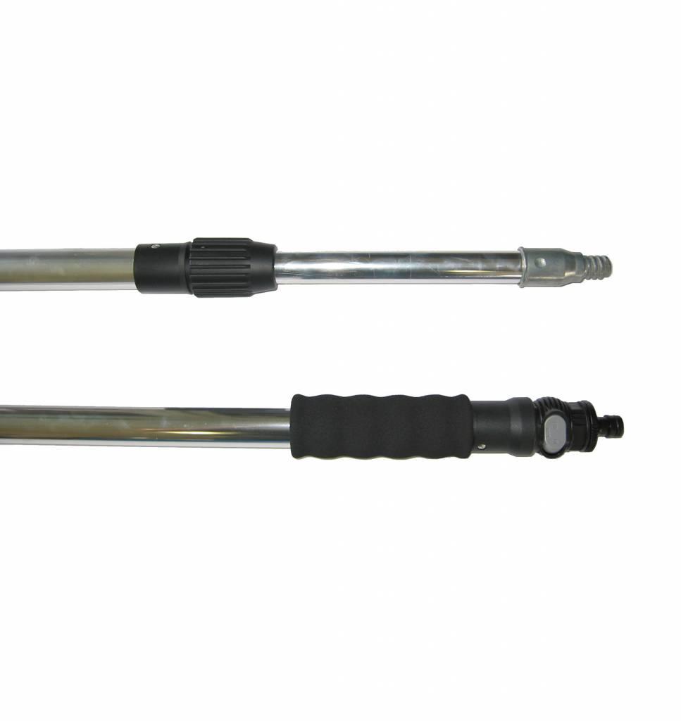 Telescopic handle 2 x 1,50 m PRO (Water Flow)