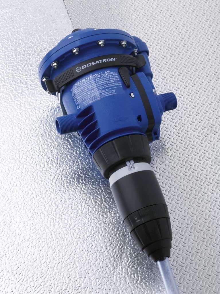 Dosatron DIA4ALVF | Membrane Dosing pump 1 to 4 %