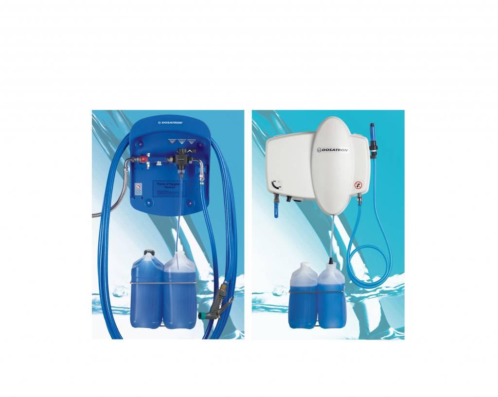 Dosatron Hygiene Units