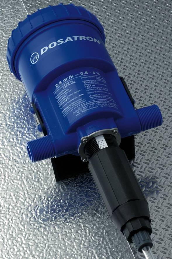 D25RE4 | Dosatron dosing pump 0,5 - 4%