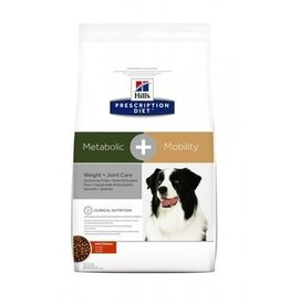 Hill's Hill's Prescription Diet Canine Metabolic Mobility 4KG