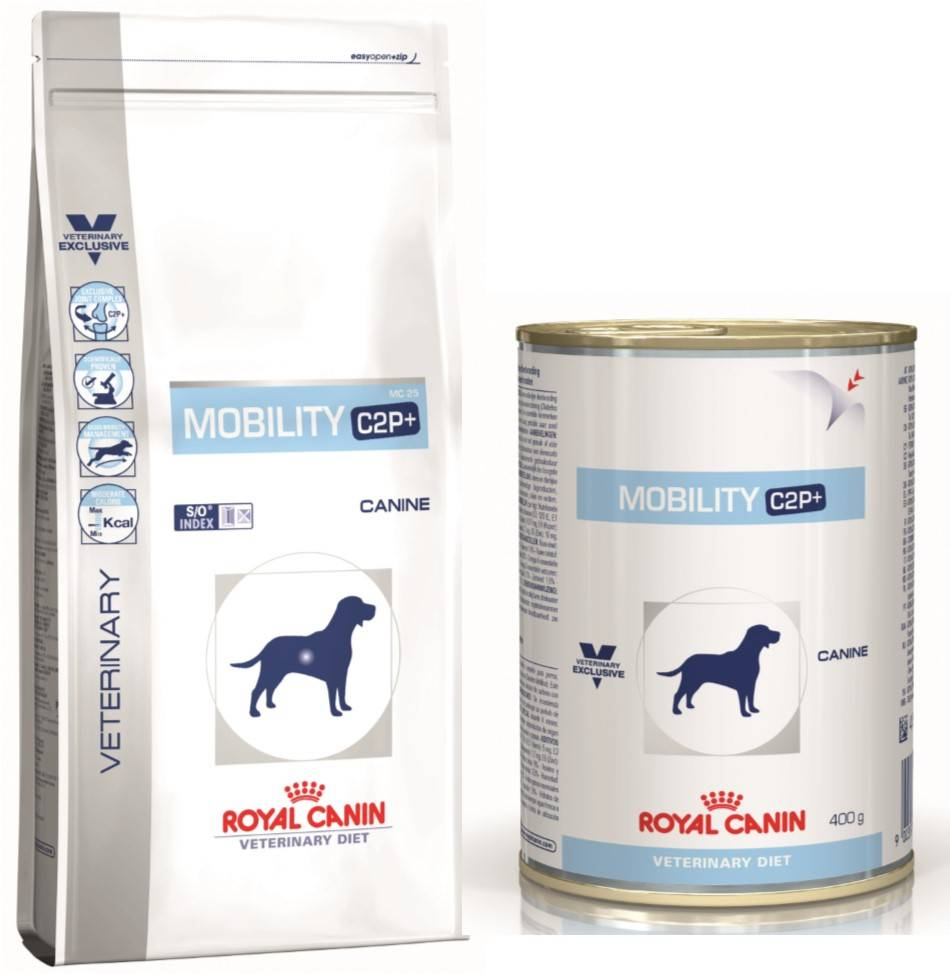 Royal Canin Royal Canin Mobility C2P+ hond 2 kg