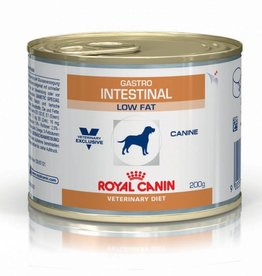 Royal Canin Royal Canin Gastro Intestinal Low Fat hond 12x200 g
