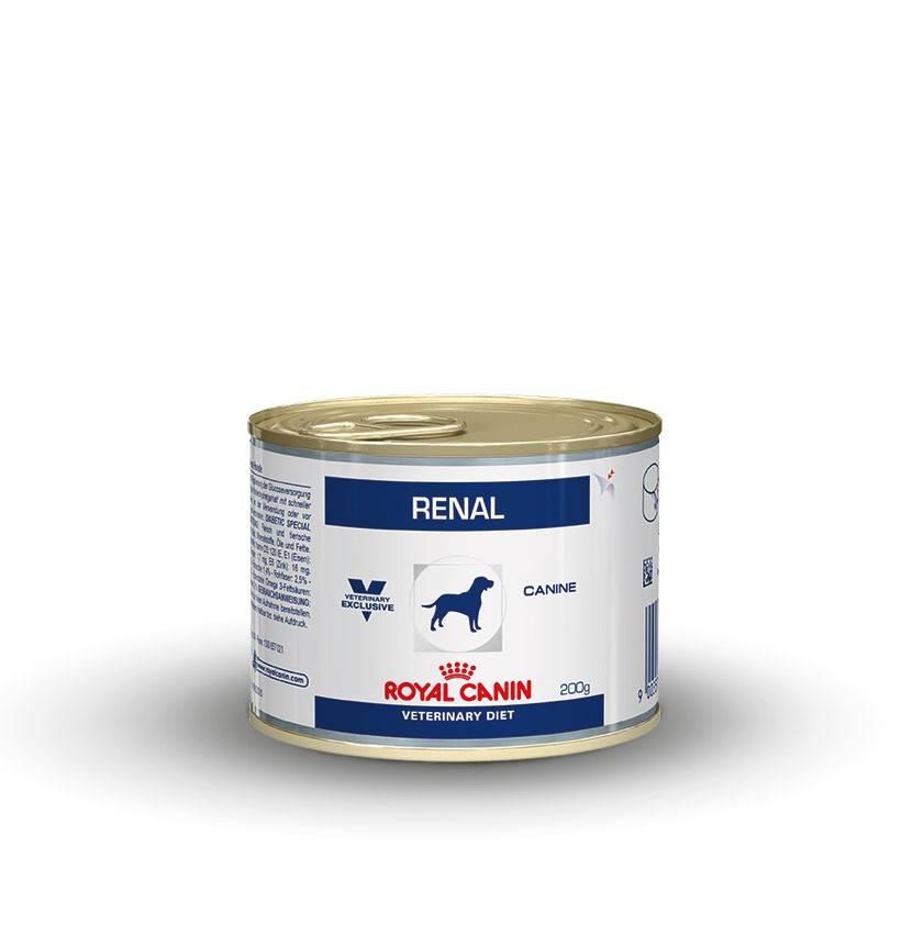 Royal Canin Royal Canin Renal hond blik 12 x200g