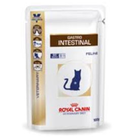 Royal Canin Royal Canin Gastro Intestinal Kat Maaltijdzakjes 12x100gr