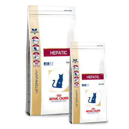 Royal Canin Royal Canin Hepatic Kat 2kg