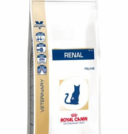 Royal Canin Royal Canin Renal Kat 4kg