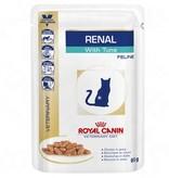 Royal Canin Royal Canin Renal met Tonijn Kat Maaltijdzakjes 12x85g