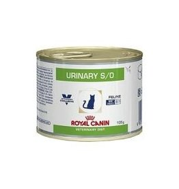 Royal Canin Royal Canin Urinary S/O Blik Kat 12x195g