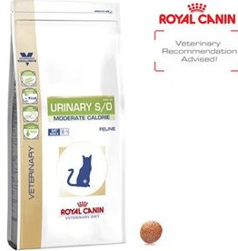 Royal Canin Royal Canin Urinary S/O Moderate Calorie Kat 9kg