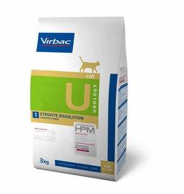 Virbac Virbac HPM Urology Struvite Dissolution Kat 1.5kg