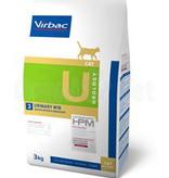Virbac Virbac HPM Urology Urinary WIB Kat 3Kg