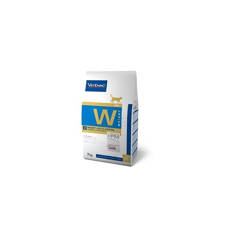 Virbac Virbac HPM Weight Loss & Diabetes Kat 1.5Kg