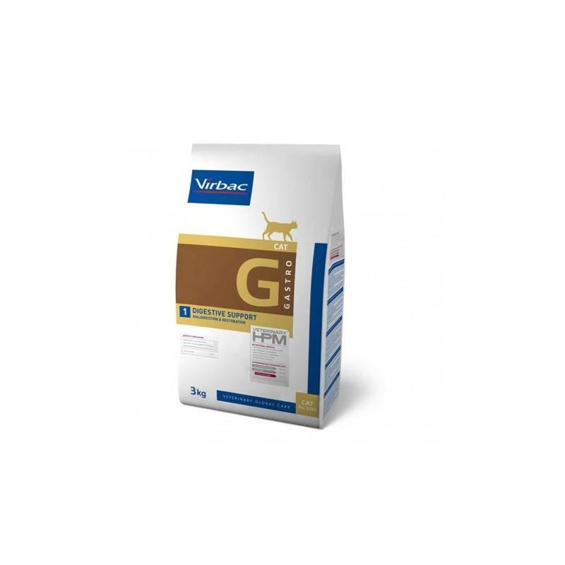 Virbac Virbac HPM Gastro Digestive Support Kat 1.5Kg