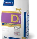 Virbac Virbac HPM Dermatology Support Kat 3Kg
