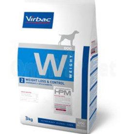 Virbac Virbac HPM Weight Loss & Control Hond 3Kg