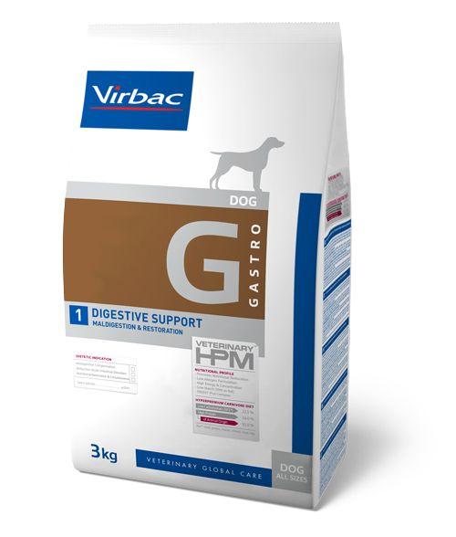 Virbac Virbac HPM Gastro Digestive Support Hond 3Kg