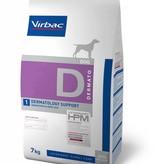 Virbac Virbac HPM Dermatology Support Hond 3Kg