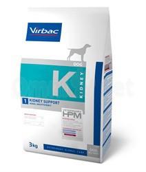 Virbac Virbac HPM Kidney Support Hond 3Kg