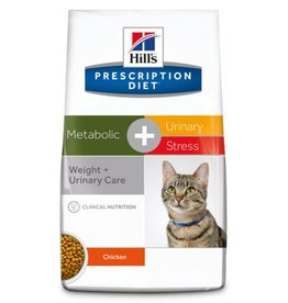 Hill's Hill's Metabolic+Urinary Stress Kat 4KG