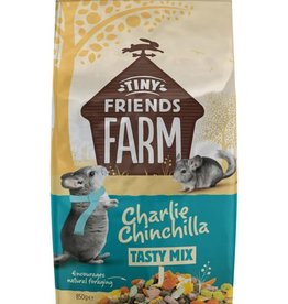 CHARLIE CHINCHILLA TASTY MIX 4X2,5KG