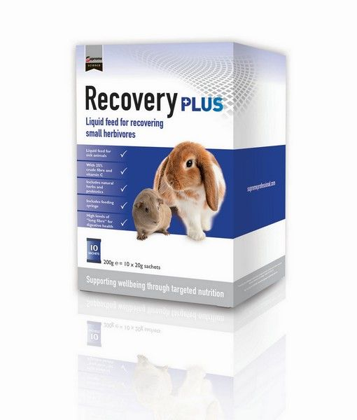 SUPREME PETFOODS SCIENCE RECOVERY PLUS 10X20G
