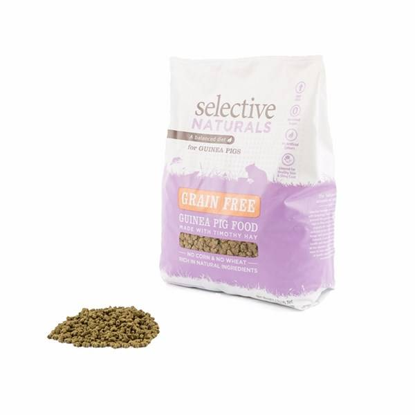 SUPREME PETFOODS SCIENCE SELECTIVE GUINEA PIG GRAIN FREE 1,5KG
