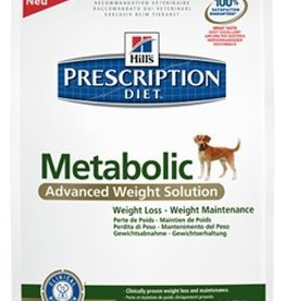 Hill's Hill's Prescription Diet Canine Metabolic 4kg